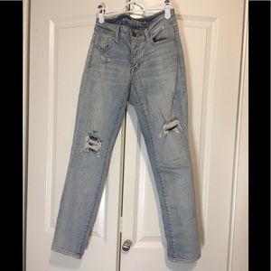 America eagle women's jeans